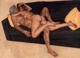 I dipinti erotici che mostrano la vera natura dell'intimità