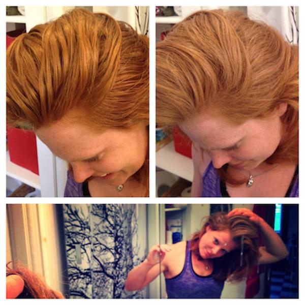 esperimento capelli blogger