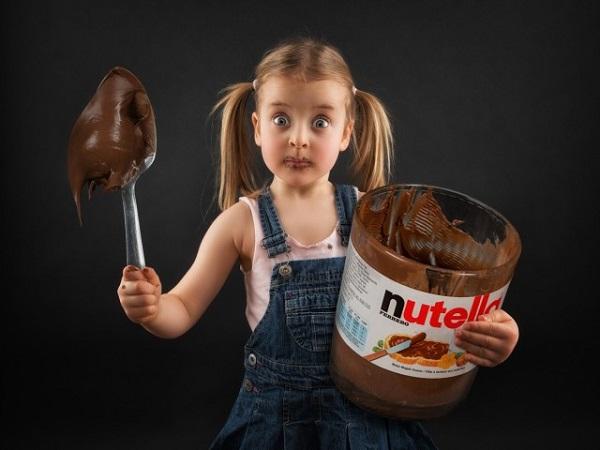 nutella nome bambina
