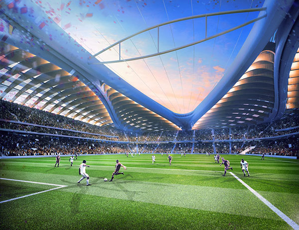stadio qatar mondiali 2022