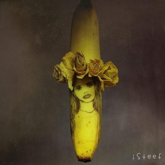 stephan brusche artista banane