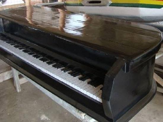pianoforte forma cassa da morto