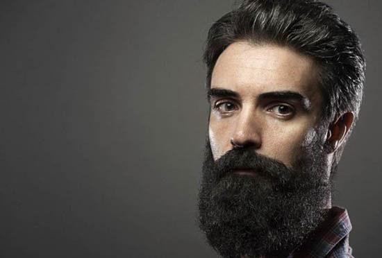 barba lunga igiene