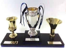 Tutti i triplete delle squadre europee di calcio