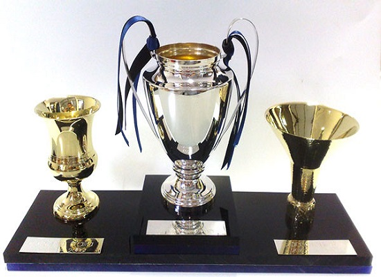 triplete calcio