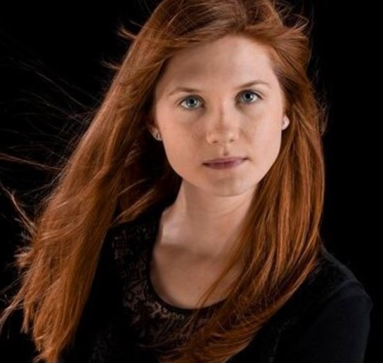 ginny giocatrice di Quidditch