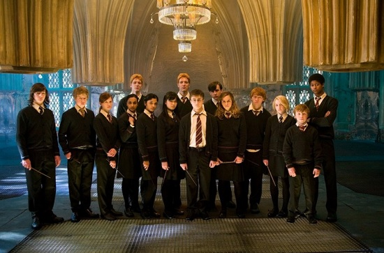 le monete esercito harry potter