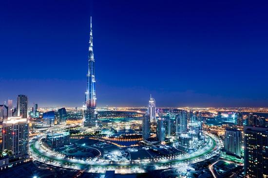 grattacielo Burj Khalifa dubai