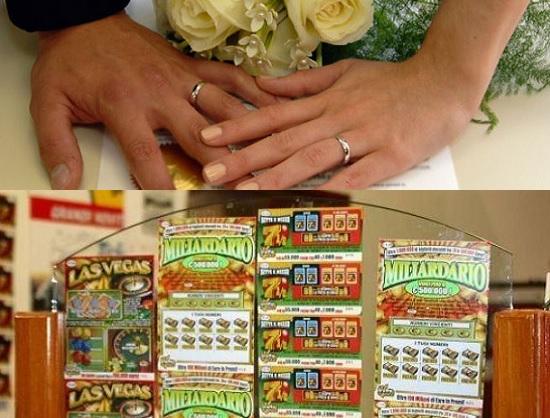 regalo sposi gratta e vinci