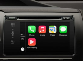 CarPlay: Smart anche in auto