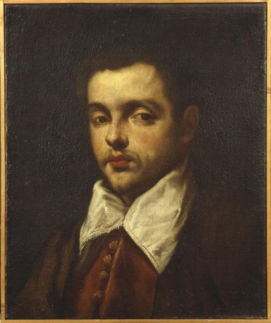 olio su tela Domenico Tintoretto Ritratto di Marco Pasqualigo