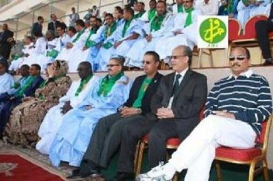 presidente Mohamed Ould Abdel Aziz