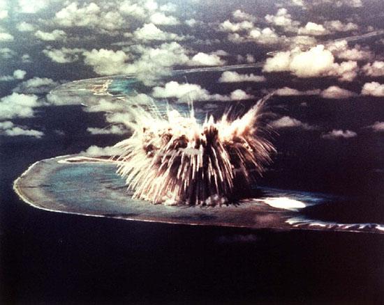 corea nord bomba