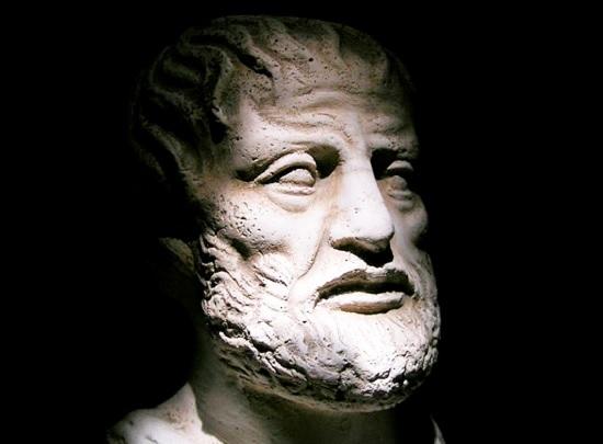 inventore dadi aristotele