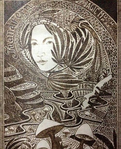 Jordan Mangosan artista
