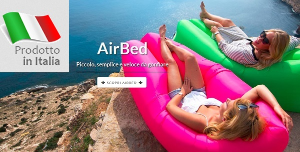 airbed materasso gonfiabile