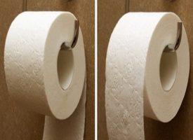 Il verso giusto per posizionare la carta igienica? La risposta arriva dal suo inventore