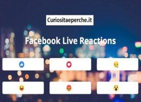 [GUIDA] Come creare Dirette Video Live con Facebook Reactions