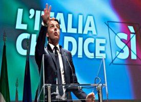 """Epic Fail: sito web del Comitato per il NO nella lettera di Renzi agli italiani all'estero: """"Basta un sì"""""""