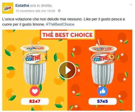 estathe live facebook