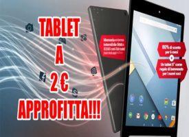 Prova Altroconsumo e ricevi un tablet in omaggio a 2€
