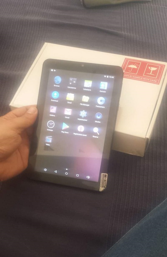 tablet altroconsumo 8 pollici