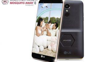 LG lancia lo smartphone che scaccia le zanzare