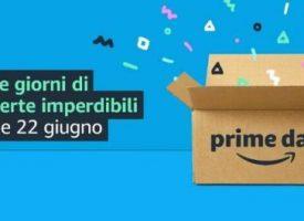 Amazon dà il via al Prime Day 2021 [POST IN CONTINUO AGGIORNAMENTO]